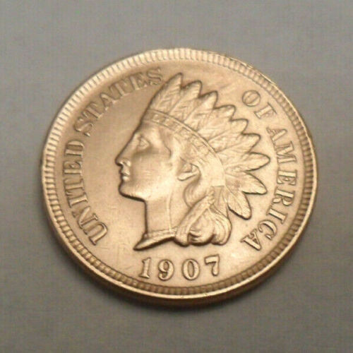 1907 P Indian Head Cent / Penny  *GOOD OR BETTER*  **FREE SHIPPING**