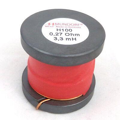 Mundorf Folienspule CFC14 0,47 mH OFC-Kupferfolie