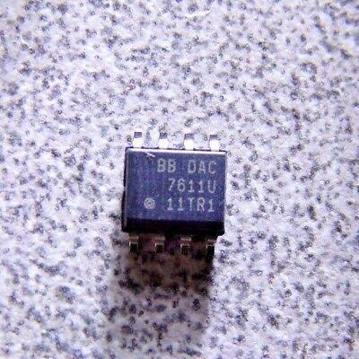 Dac7611u - Digital To Analog Converter 12 Bit 132 Ksps Serial K