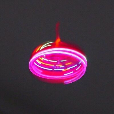 NERF Gun SHOOTING TARGET FLYING Toy DRONE W/ LED LIGHTS Auto