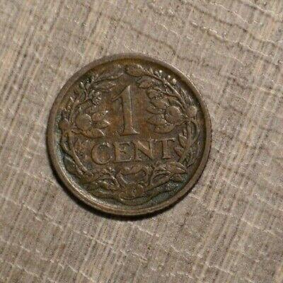 Netherlands 1 cent 1926