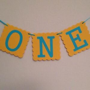 Party Banners Half Off Sale! Baby Shower, Birthday Party, Gender
