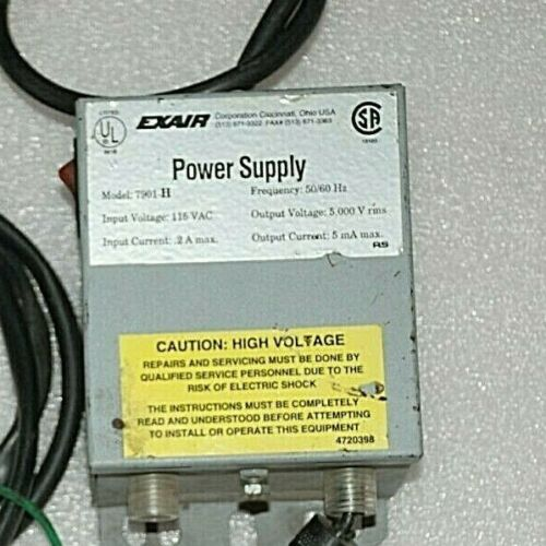Exair 7901-H Power Supply Transformer for Ionizing Bar Ion Knife  5000Vrms @ 5mA
