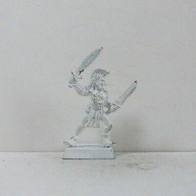 Citadel metal slotta Wood Elf Wardancer 1995 OOP (8)
