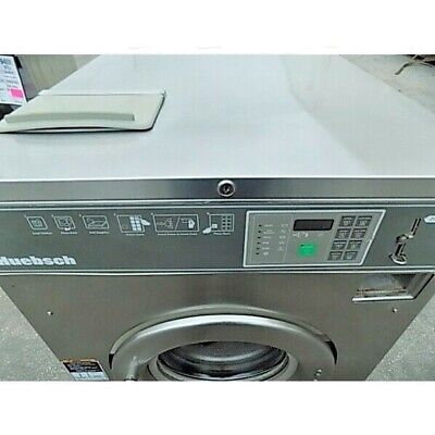 20lb Three Phase Washer Huebsch Hc20bc2