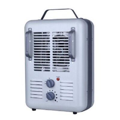 Electric GREENHOUSE Heater Portable Space Heat indoor 120V warm garage 1500 watt