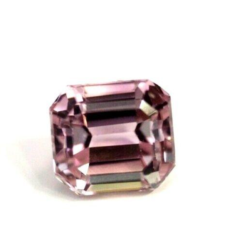 Natural Untreated Pink Kunzite Gemstone VS clarity 8.40carat 11.2 x 10.3 x 8.2mm