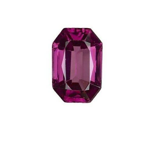 GIA CERTIFIED NO HEAT NATURAL Purple Pyrope-Almandine Rhodolite Garnet 2.90 CT