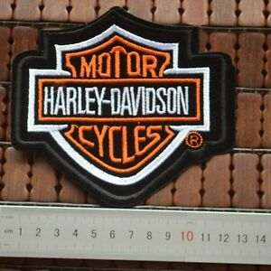 "Harley Davidson Owners Group Patch - 4.5"" x 3.3"" - Each London Ontario image 3"