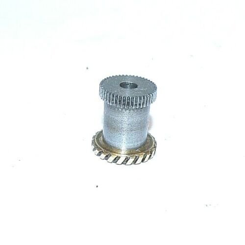 EDISON PHONOGRAPH AMBEROLA 1-A AND others MANDREL SHAFT GEAR