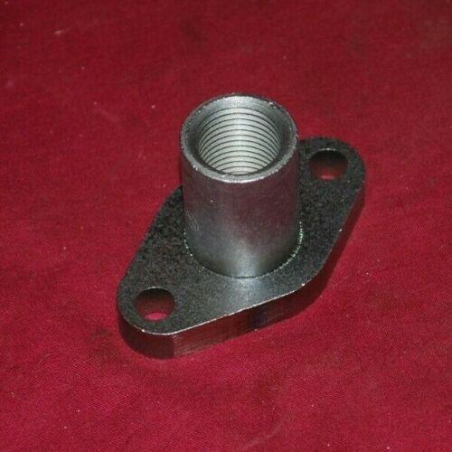 "Maytag Gas Engine Model 92 72 Muffler Adapter Flange Motor Exhaust 1/2"" Wringer"