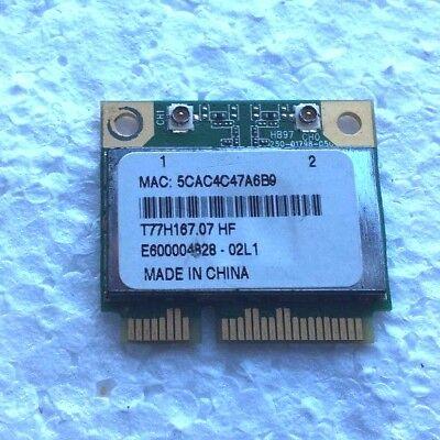 Packard Bell NEW90 TM80 TM81 TM85 TM86 TM89 TM99 WIRELESS WIFI Card segunda mano  Embacar hacia Spain
