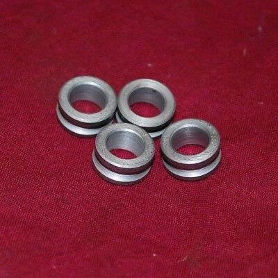 Set Of 4 Webster Magneto Spring Roller Gas Engine Hit Miss Throttle