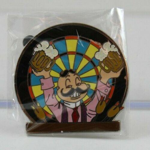 Disney DLR Pin Mr. Toad
