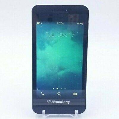 BlackBerry Z10 - 16GB - Black (Verizon) - Used And Working - Clean ESN