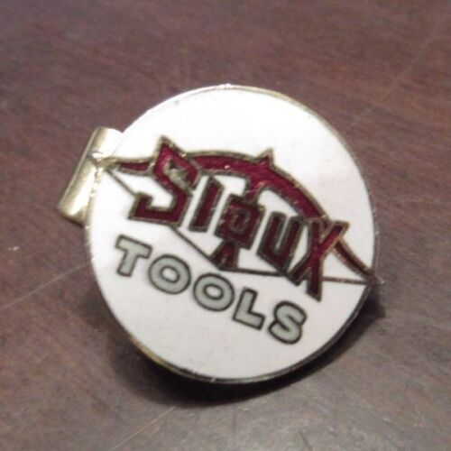 Vintage Sioux Tools Company Tie Clip Clasp Bar
