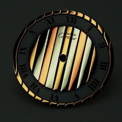 must de CARTIER VENDOME LADIES  ROMAN DIAL VLC Must GM 090 VA 100071 Gold 26 mm