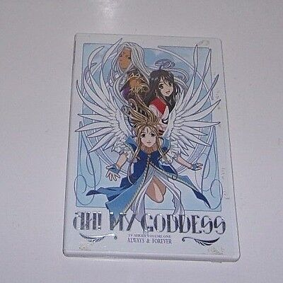 Ah My Goddess - Vol. 1: Always and Forever (DVD, 2005) - Always And Forever Movie