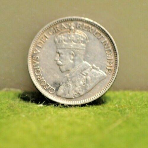 1919 Canada Silver 10c vf/xf