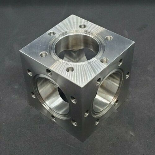 """Conflat Cube 2.75"""" MDC Used Good Condition"""