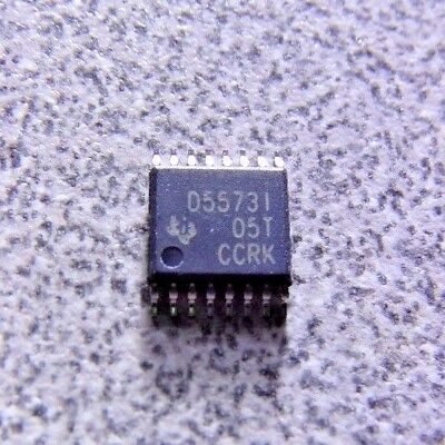 Dac5573ipw - Digital To Analog Converter 8 Bit 188 Ksps K