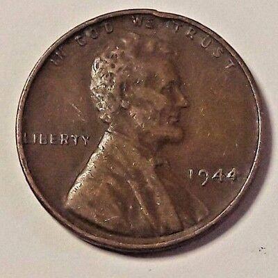 1 Cent 1944 STATI UNITI UNITED STATES USA 1 CENT 1944 (LINCOLN) #4201A