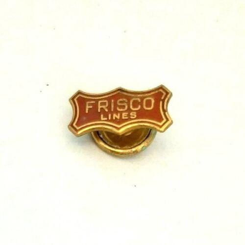 Vintage FRISCO EMPLOYEE Button Badge