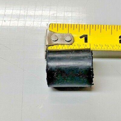 Rubber Drive Roller 0.500 Diameter 0.910 Length X 316 I.d.