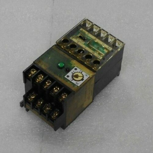 Matsushita Contactor, BMP650504, w/Overloard Relay, PT-10, 1A-3A, Used, WARRANTY