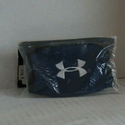 Under Armour Chin Pad Performance Contoured Unisex One Size Navy Blue Football  Under Armour Chin Pad