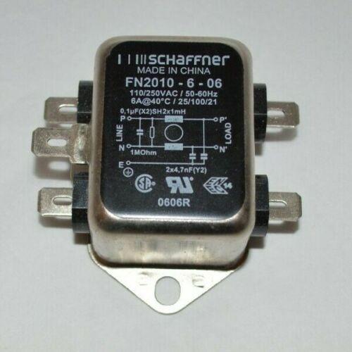 Schaffner Power Line Filter FN2010-6-06