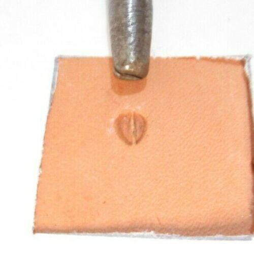 Handmade Silversmith or Leathercraft Stamp  No. 31 Vintage 4C