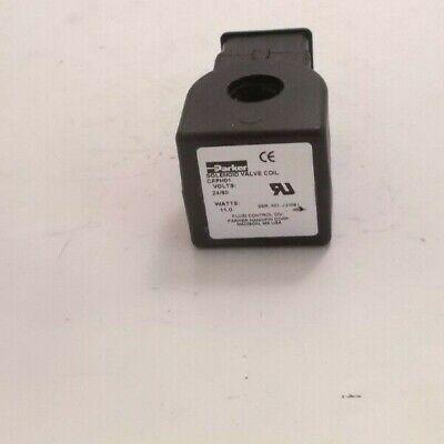 Parker Cfph01 Solenoid Valve Coil - 24v60v - 11w - Prepaid Shipping