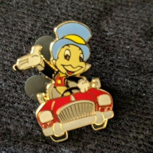 Pin# 9345 DLR - AAA Travel Package Pin Jiminy Cricket