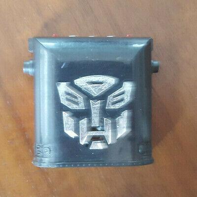 Hasbro Optimus Prime Sound Box Trailer 1992 G2 Works Great Used Transformers