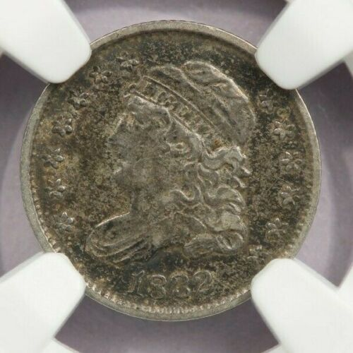 1832 Capped Bust Half Dime H10c NGC XF40 Great original coin