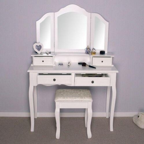 Fonkelnieuw ≥ Kaptafel sets en Make-up tafels aanbiedingen vanaf € 87 LX-97