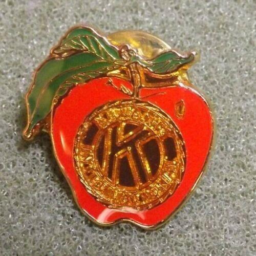 Kiwanis International Lapel Pin Apple Shape