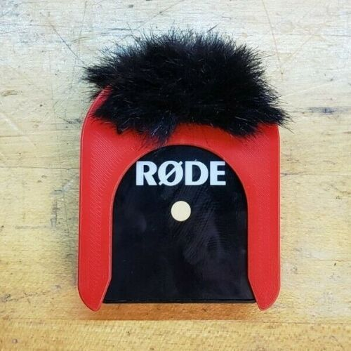 CatHugger, For Loose Rode Wireless Go Microphone Wind Shields (Dead Cat)