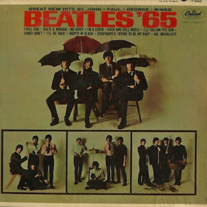 The Beatles - Beatles 65 Very Good Condition