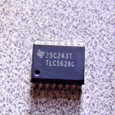 Tlc5628cdw - Digital To Analog Converter 8 Bit 45 Ksps Serial K