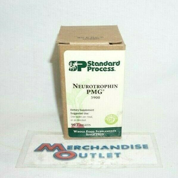 Standard Process Neurotrophin PMG 5900 (90 Tablets) *Expires 03/01/21*