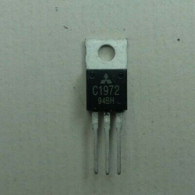 2sc1972 1 Each Rf Transistor Mitsubishi To-220 Tested