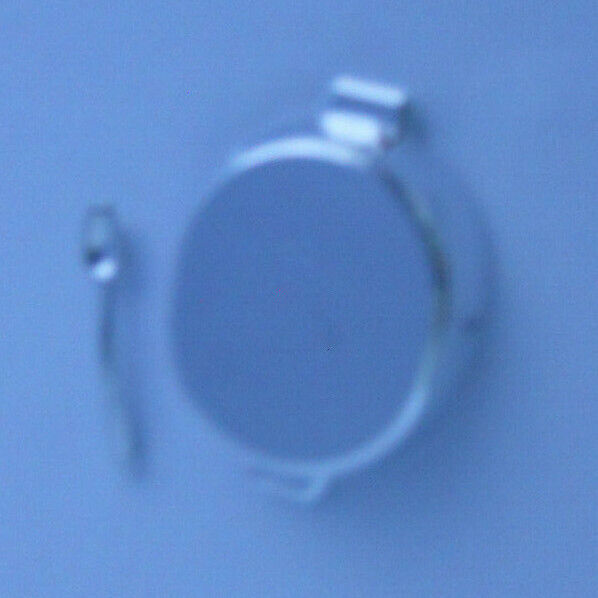 Barbie Doll Sister Kelly Divided Silver Food Serving Feeding Dish Spoon Diorama - $5.00