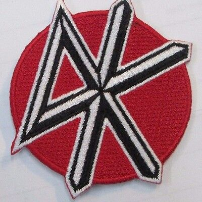 DEAD KENNEDYS PATCH COLLECTIBLE RARE VINTAGE  EMBROIDED 2016 METAL