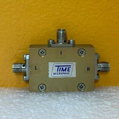 Time Microwave Dxm511-1 2 To 26.5 Ghz 10 Dbm Sma F Microwave Mixer Tested