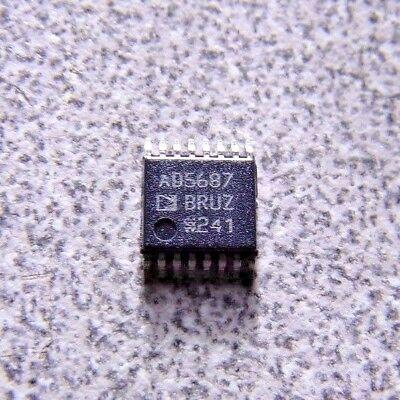 Ad5687bruz - Digital To Analog Converter Dual 12 Bit K