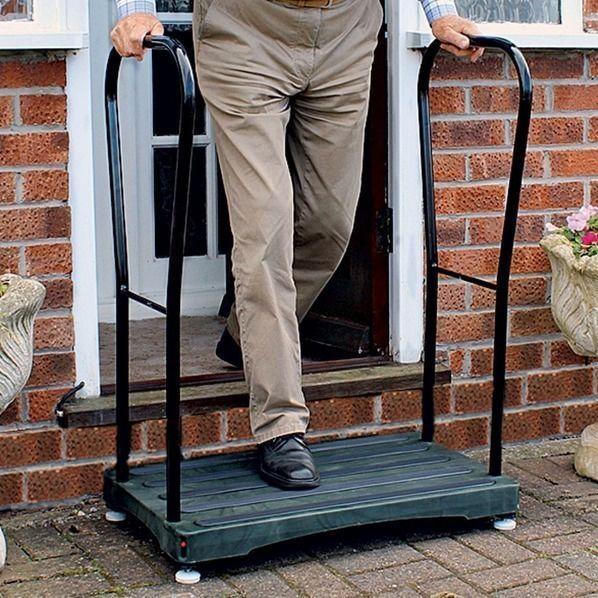 Bigfoot Half Step Mobility Walking Aid Doorstep Access 2