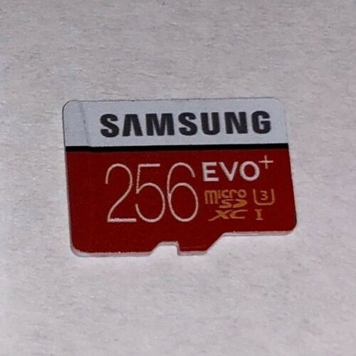 Samsung 256GB MicroSD SD Memory Card Galaxy Note 9 s7 s8 s9 s10 Nintendo Switch
