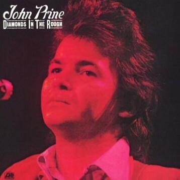 LP gebruikt - John Prine - Diamonds In The Rough